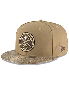 New Era Denver Nuggets Snakeskin Sleek 59FIFTY FITTED Cap