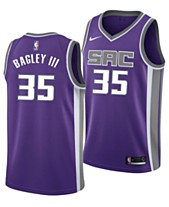 dec53236cc12 Nike Men s Marvin Bagley III Sacramento Kings Icon Swingman Jersey