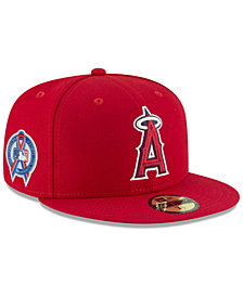 New Era Los Angeles Angels 9-11 Memorial 59FIFTY FITTED Cap