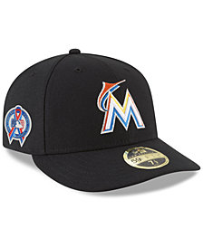 New Era Miami Marlins 9-11 Memorial Low Profile 59FIFTY FITTED Cap
