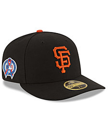 New Era San Francisco Giants 9-11 Memorial Low Profile 59FIFTY FITTED Cap