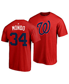 Majestic Men's Bryce Harper Washington Nationals Player's Weekend Name and Number T-Shirt