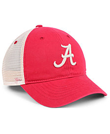 Zephyr Alabama Crimson Tide University Mesh Cap