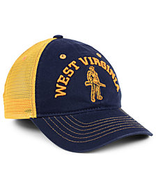 Zephyr West Virginia Mountaineers University Mesh Cap