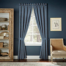 "Croscill Allyce 95"" Curtain Panel Window Pair"