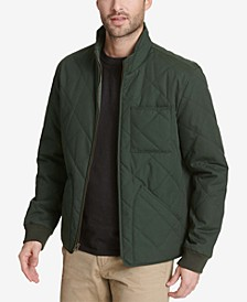 Men's Quilted Depot Bomber Jacket