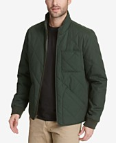 63d057e57 Dockers Men's Quilted Depot Bomber Jacket
