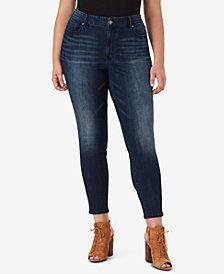 Jessica Simpson	Trendy Plus Size Curvy High Rise Skinny Jeans