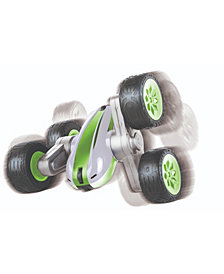 Black Series Toy RC Flip N Roll Racer