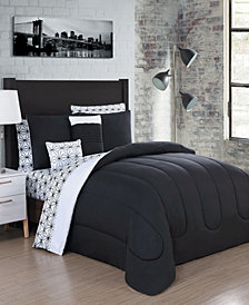 Julianna 9 Pc King Bed In A Bag