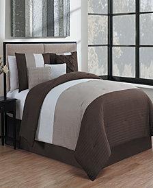 Manchester 7 Pc Queen Comforter Set