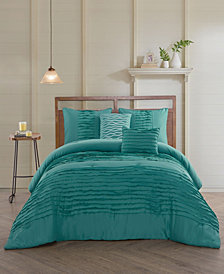 Spain 5 Pc Queen Comforter Set