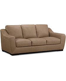 Gansey 91 Leather Sofa
