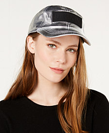 DKNY Metallic Twill Baseball Cap, Created for Macy's