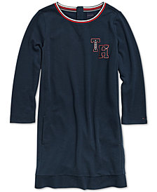 Tommy Hilfiger Women's Jenine Sweatshirt Dress from The Adaptive Collection