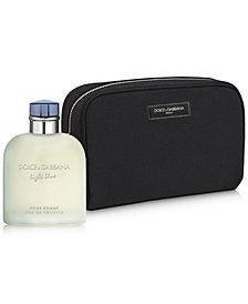 DOLCE&GABBANA 2-Pc Light Blue Pour Homme Jumbo Gift Set