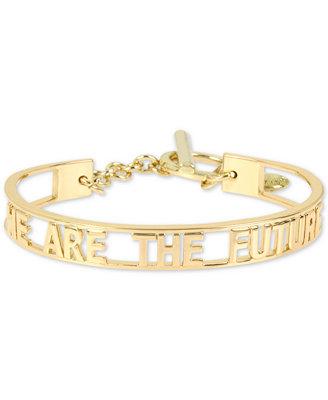 Affirmation Bangle Bracelet by Bcb Generation