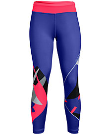 Under Armour Big Girls Infinity Cropped Leggings