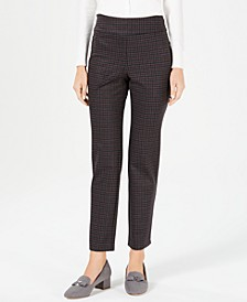 Printed Pull-On Pants, Created for Macy's