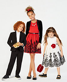 Beautees, Jayne Copeland & Calvin Klein Girls & Boys Holiday Separates