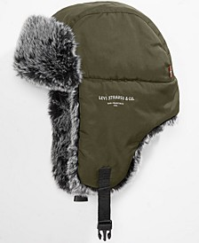 Men's Lined Trapper Hat
