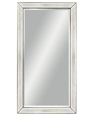 Marais Mirrored Floor Mirror Furniture Macy 39 S