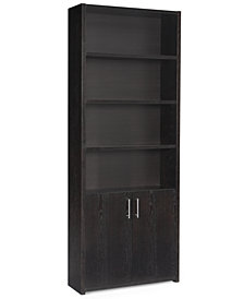 CLOSEOUT! Stockholm Bookcase, 2 Doors