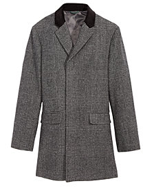 Lauren Ralph Lauren Big Boys Plaid Dress Coat