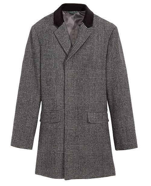 341edb22c Lauren Ralph Lauren Big Boys Plaid Dress Coat   Reviews - Coats ...