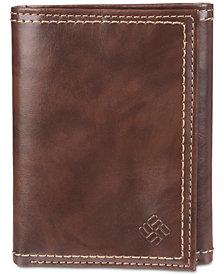 Columbia Men's Tri-Fold RFID Wallet