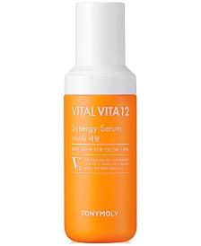 TONYMOLY Vital Vita 12 Synergy Serum, 1.7 oz.