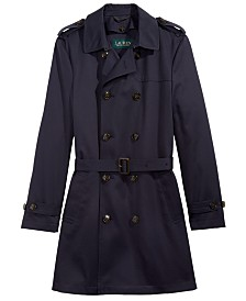 Lauren Ralph Lauren Big Boys Trench Coat