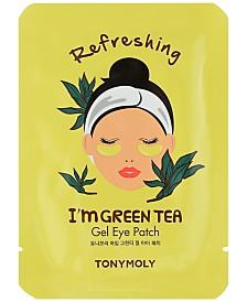 TONYMOLY I'm Green Tea Gel Eye Patch