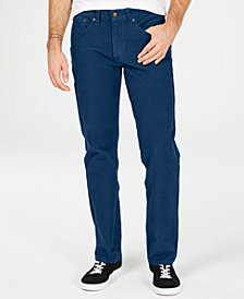 Levi's® Men's 514 Straight-Leg Corduroy Pants