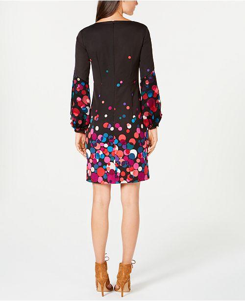 e0450a32386 Trina Turk Bubbly Shift Dress   Reviews - Dresses - Women - Macy s
