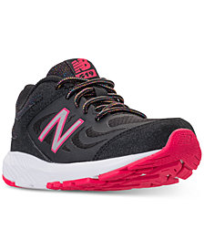 New Balance Little Girls' 519 v1 Running Sneakers from Finish Line