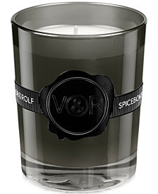 Viktor & Rolf Men's Limited Edition Spicebomb Scented Candle, 5.8-oz.