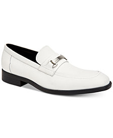 Calvin Klein Men's Craig Scotch Grain Leather Loafers