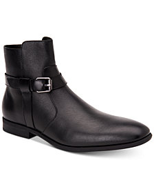 Calvin Klein Men's Louis Leather Boots
