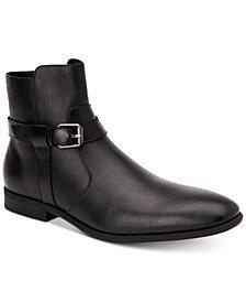 Calvin Klein Men's Louis Leather Boots