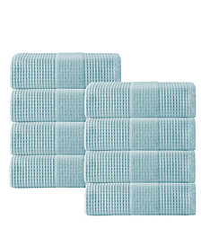 Enchante Home Ria 8-Pc. Hand Towels Turkish Cotton Towel Set