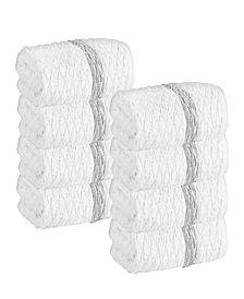 Enchante Home Anton 8-Pc. Wash Towels Turkish Cotton Towel Set