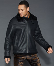 The Fur Vault Shearling Jacket