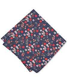 Bar III Men's Garside Floral Pocket Square, Created for Macy's