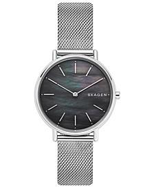 Women's Signatur Stainless Steel Mesh Bracelet Watch 36mm