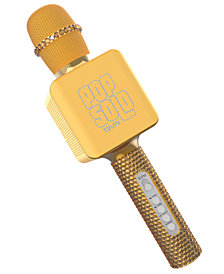 Pop Solo Bling Karaoke Microphone, Created for Macy's