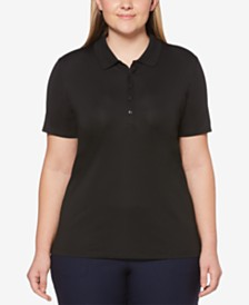 Callaway Plus Size Golf Polo