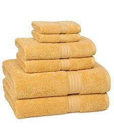 Cassadecor Signature 100% Cotton 6-Pc. Towel Set