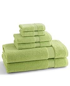 Signature 100% Cotton 6-Pc. Towel Set