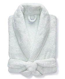 Kassatex Vintage Luxe 100% Aegean Cotton Bath Robe